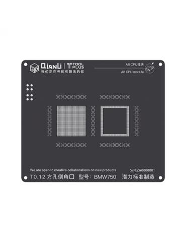 3D IBLACK QIANLI STENCIL A8...