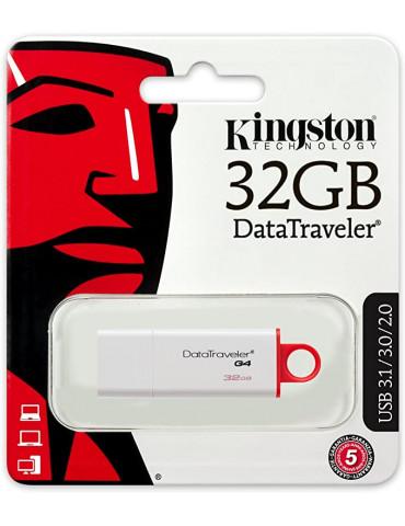 CHIAVETTA USB 32GB KINGSTON...