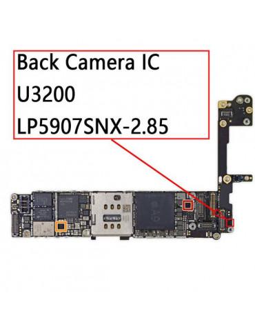 IC U3200 BIG CAMERA BACK...